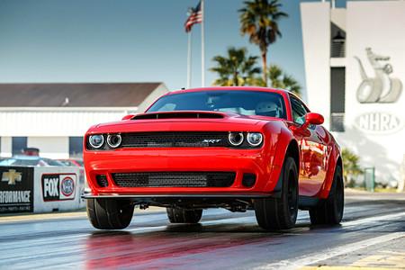 El Dodge Challenger SRT Demon costará menos de 100.000 dólares, pero (seguramente) jamás verás uno en persona
