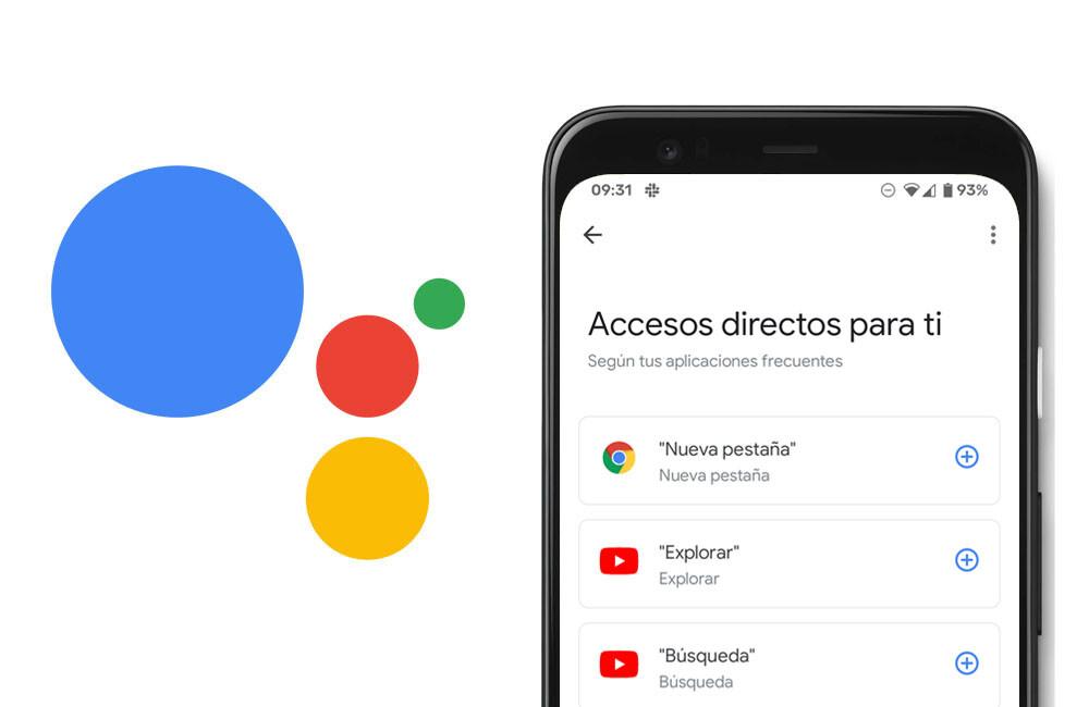 Cómo activar los nuevos accesos directos del Asistente de Google para usar por voz tus aplicaciones favoritas