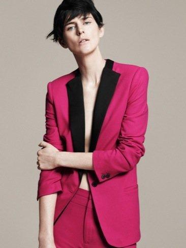 Catálogo Zara Primavera-Verano 2011 rosa