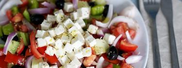 Receta de ensalada griega: la exquisita combinación de hortalizas frescas que nunca defrauda