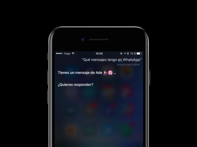 Oye Siri, ¿qué mensajes tengo en WhatsApp? Así funciona la última característica de la app