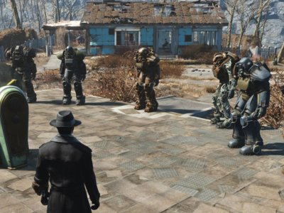 Hasta abril vamos a poder usar mods oficiales en Fallout 4; primero en PC, luego en PS4 y Xbox One