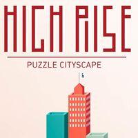 High Rise, un juego de puzles que combina bloques y colores para crear los más altos rascacielos