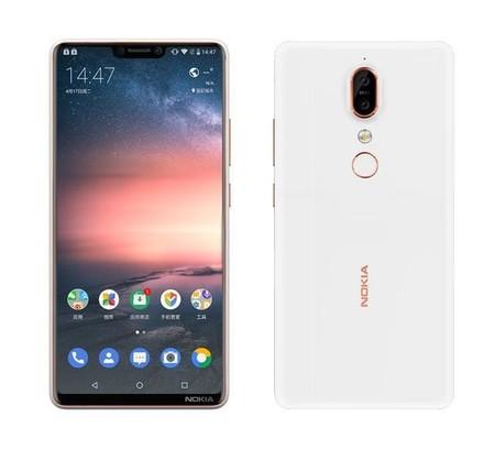 Nokia X6 Venta