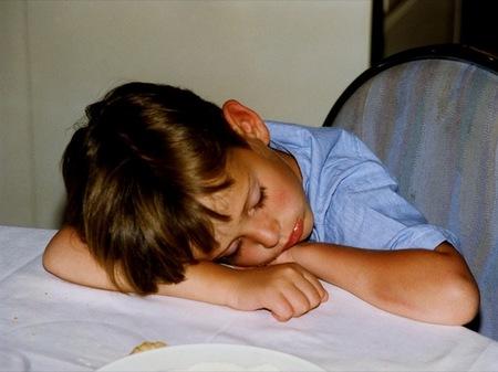 La falta de sueño causa problemas de conducta en los niños