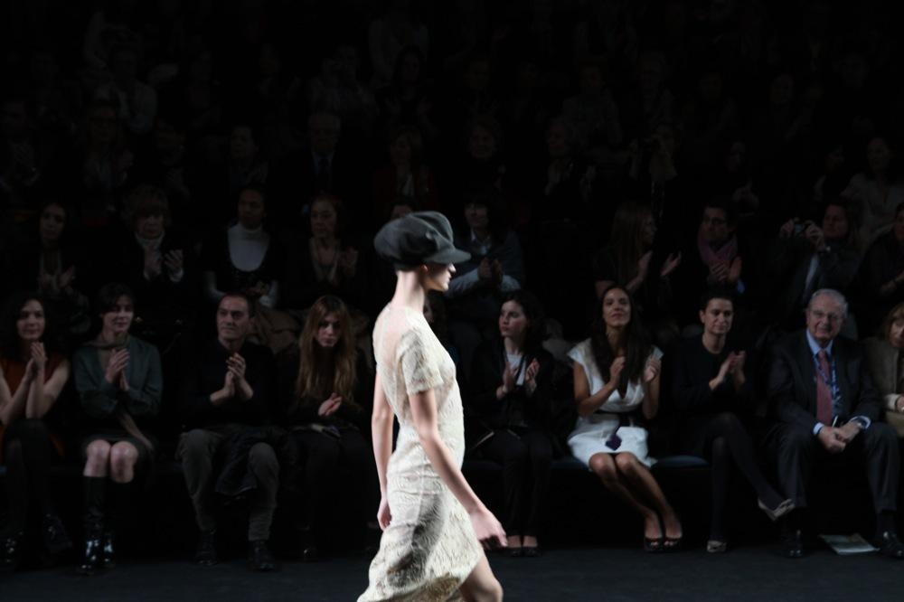 Foto de Jesús del Pozo en la Cibeles Fashion Week Otoño-Invierno 2011/2012 (35/71)
