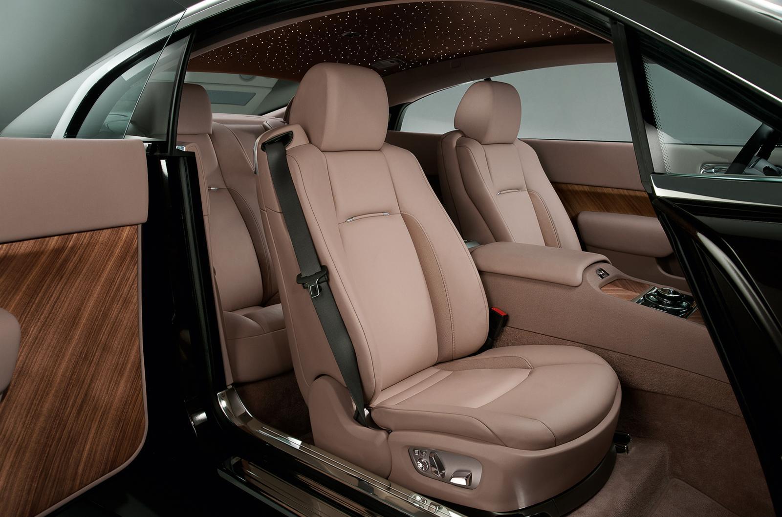 Foto de Rolls-Royce Wraith 2013 (13/14)