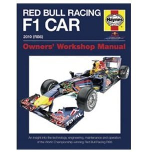 Conoce todos los secretos del Red Bull RB6