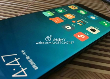 Xiaomi Mi Note 2 Pantalla Edge To Edge 3