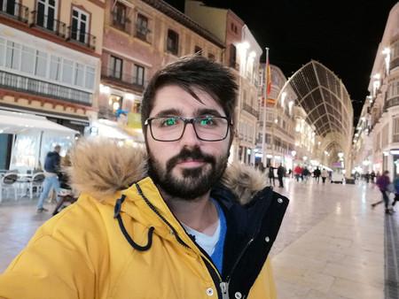 Selfie De Noche