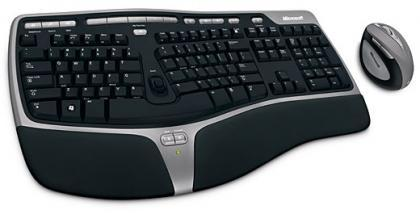 Ergonomic Desktop 7000, Microsoft no quiere cables de por medio