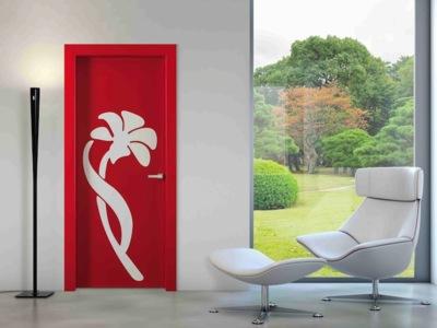 Las puertas también se decoran en Natura 3D