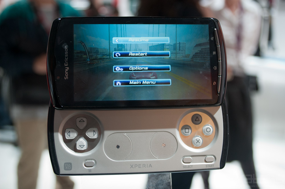 Foto de Sony Ericsson Xperia Play en MWC 2011 (1/7)