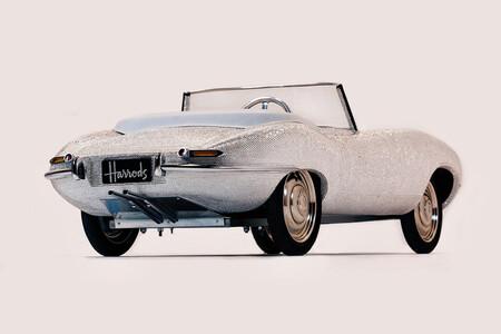 Jaguar E Type Hal Scale Cars Cristales Swarovsky 5