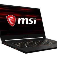 Amazon vuelve a rebajar el MSI GS65 Stealth Thin 8RE-252ES a 1.499 euros: 280 menos que ayer