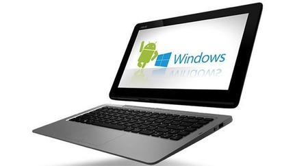 Microsoft y Google presionan a Asus para que no lance una PC con Dual Boot