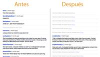 Extensión anticomentarios inapropiados en YouTube para Firefox