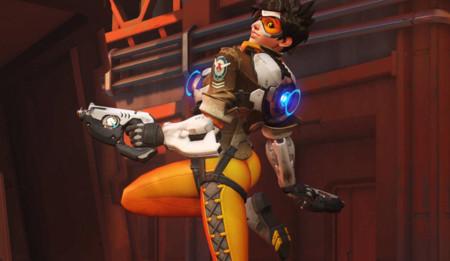 Esta es la nueva y pizpireta pose que Tracer tendrá en Overwatch