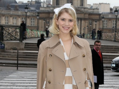 Las celebrities con más estilo invaden los front row de París