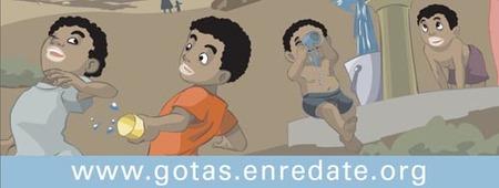 Enredate.org, la web de Unicef para los niños