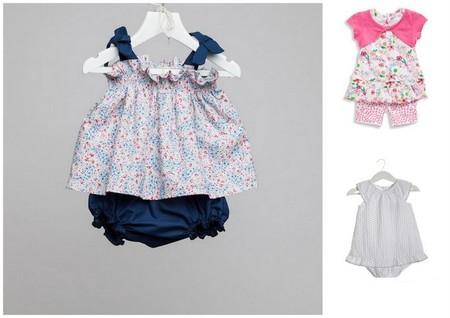 ropa verano bebé niña