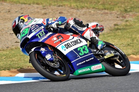 Enea Bastianini Moto3 Gp Japon 2016