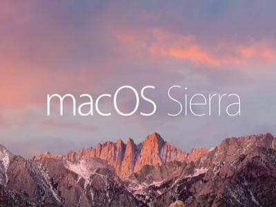 macOS Sierra ya está aquí: estas son las novedades que llegarán a tu Mac