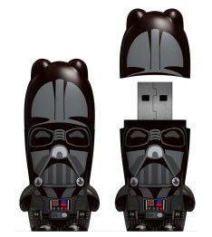 Memoria USB Mimoco de Darth Vader