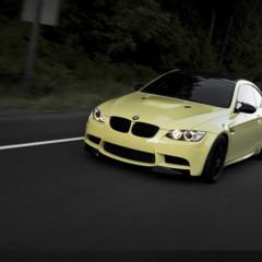 Foto 19 de 21 de la galería bmw-m3-ind-dakar-yellow en Motorpasión