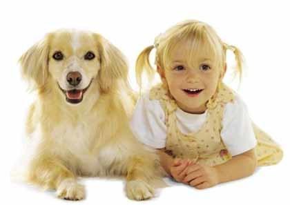 Niños que se parecen a sus perros