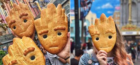 Baby Groot Bread: el pan más adorable de la galaxia revoluciona Disneyland