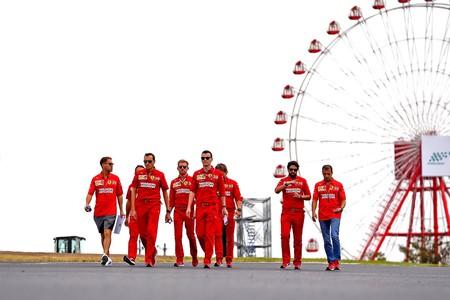 Vettel Japon F1 2019