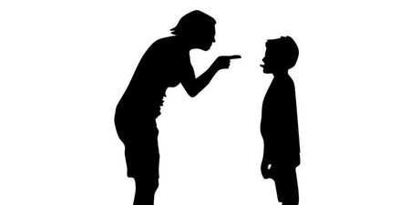 El castigo físico de los niños no es efectivo para prevenir problemas de comportamiento infantil