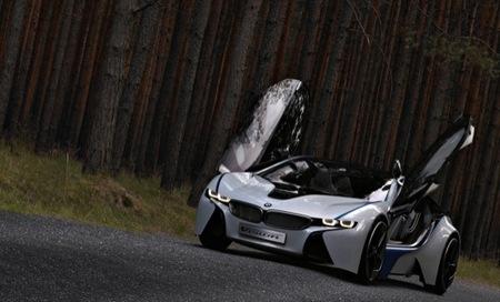 BMW Vision EfficientDynamics, a la venta en 2013