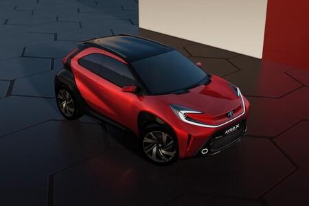 Toyota Aygo X Prologue Techo