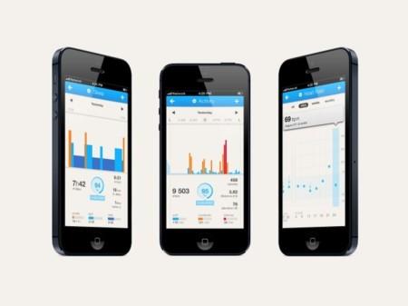 Withings pulse app