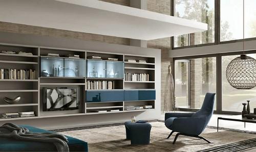 Diseña una biblioteca en casa y rentabiliza los espacios perdidos