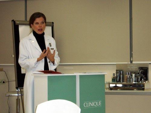Sesión de trabajo en Clinique