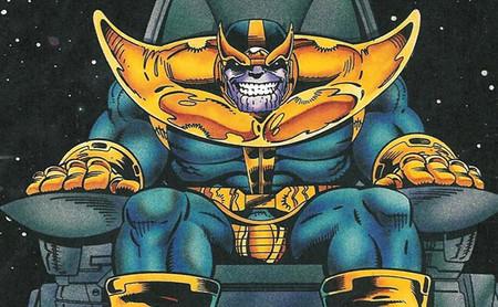 Las estrellas, su destino: 8 escenas para conocer a Jim Starlin, el creador de Thanos