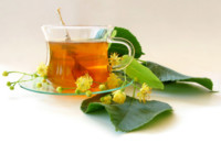 Té de hojas de sen para perder peso