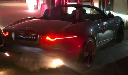 Presentación Nuevo Jaguar F-TYPE en Madrid
