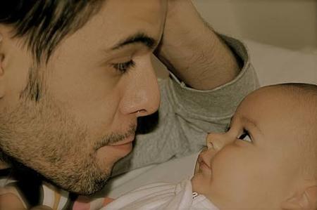 La foto de tu bebé: despertando con Eder