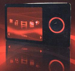 MobiBlu D5, reproductor de música y vídeo