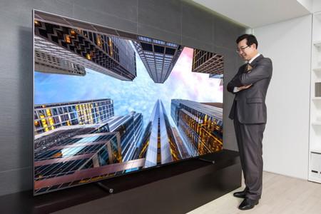20.000 dólares de nada es lo que costará la nueva QLED Q9 de 88 pulgadas de Samsung