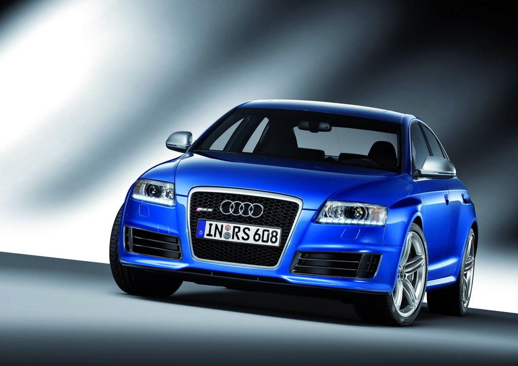 Foto de Audi RS6 sedán (1/12)