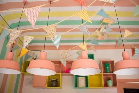 Espacios para trabajar: arriba el color con Lolo Polos Artesanos