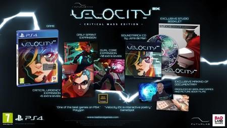 Velocity 2x Critical Mass Edition