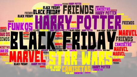 Black Friday 2020: Camisetas, Funkos y objetos de decoración de Star Wars, 'The Mandalorian', 'Friends', Harry Potter y Marvel