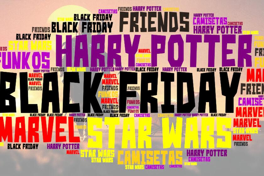 Black Friday 2020: Camisetas, Funkos y objetos de decoración de Star Wars, 'The Mandalorian', 'Friends', Harry Potter y...