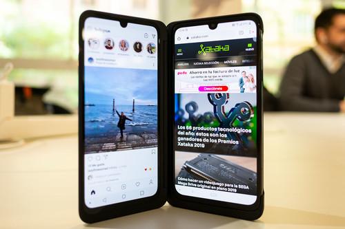 LG G8X ThinQ, análisis: la experiencia con la doble pantalla va a más en un buque insignia más ajustado en prestaciones